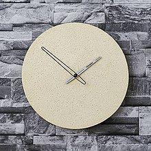 Hodiny - Betónové hodiny nástenné - Clockies 1709 - 8106718_