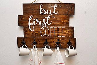 Nábytok - COFFEE dekorácia - 8105674_