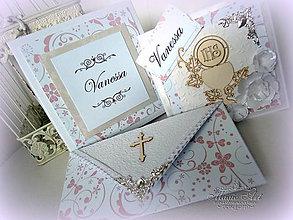 Papiernictvo - Vaneske na prvé sväté prijímanie II. - 8103693_