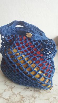 Nákupné tašky - Desiatové eko vrecko pre školáka - 8104632_