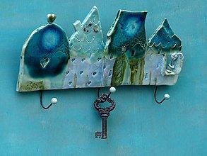 Nábytok - vešiak dom 3 vešiaky - 8103988_