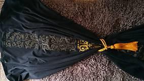 Úžitkový textil - dark curtain/záves/obrus/ - 8103638_