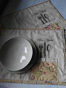 Úžitkový textil - Prestieranie - 8105509_