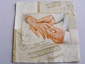 Papier - servítky 936 - 8109270_