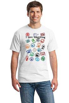 Oblečenie - Tričko chlapčenské a pánske