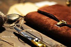 Iné tašky - Organizér kožený - 8107705_