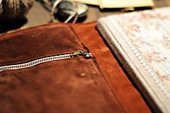 Iné tašky - Organizér kožený - 8107709_
