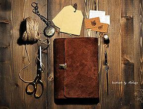 Iné tašky - Organizér kožený - 8107706_