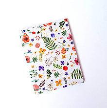 Papiernictvo - flowers 01 - 8108845_