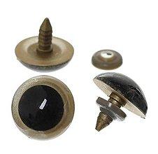 Galantéria - Bezpečnostné očká 24mm - 8108540_
