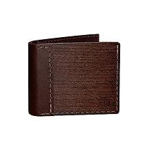 Peňaženky - Drevená peňaženka Brunn Virilia - 8113527_