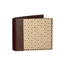 Peňaženky - Drevená peňaženka Virie Virilia - 8113585_