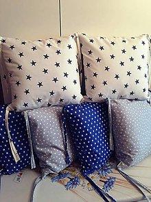 Textil - Vankúšikový mantinel do postieľky - 8110042_