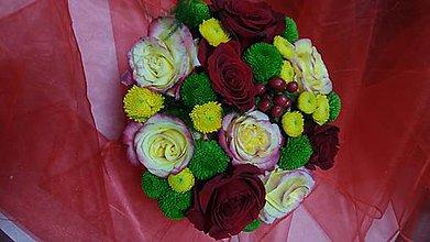 Iné doplnky - Kvetinový box \