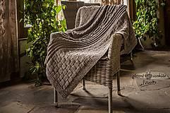 Úžitkový textil - deka DAKOTA - 8114395_