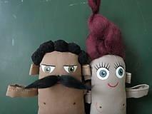 Magnetky - Adam a Eva z Grécka - 8114568_