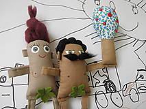 Magnetky - Adam a Eva z Grécka - 8114599_