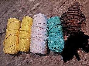 Textil - Trapillo textilná priadza - 8114300_
