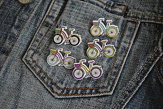 Odznaky/Brošne - Brošničková naivita :) - bicykel - 8114959_