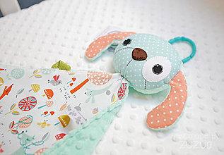 Hračky - Mojkáčik psík - 8114188_