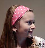 Ozdoby do vlasov - Čelenka pre deti - 8118946_