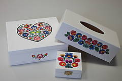 Krabičky - HM - Krabička na čaj - 9 priehradková - 8119163_