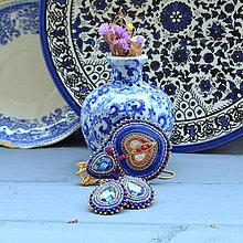 Sady šperkov - Voyage en Arabie  - Blue Folk - sada šperků - 8118860_