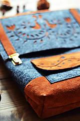Batohy - Ľudový batôžtek IIa - 8119738_