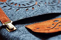 Batohy - Ľudový batôžtek IIa - 8119740_