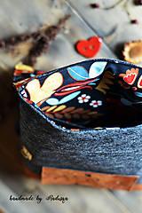 Batohy - Ľudový batôžtek IIa - 8119741_