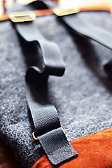 Batohy - Ľudový batôžtek IIa - 8119742_