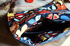 Batohy - Ľudový batôžtek IIa - 8119743_