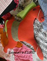 Úžitkový textil - Koníček poduška  - 8119204_