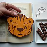 Tigrík do knižky...