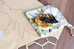 Hračky - Včela - puzzle - 8124242_