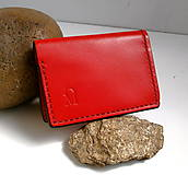 Peňaženky - Peňaženka - Mini Money Red - 8124282_