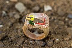 Prstene - Malý princ a líška - 8122255_