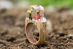 Prstene - Malý princ a líška - 8122261_