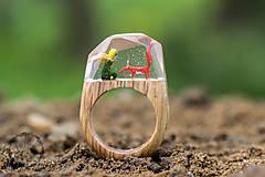 Prstene - Malý princ a líška - 8122272_