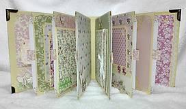Papiernictvo - Luxusný fotoalbum pre dieťa - dvojičky - 8122570_
