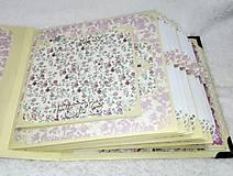 Papiernictvo - Luxusný fotoalbum pre dieťa - dvojičky - 8122574_
