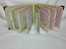 Papiernictvo - Luxusný fotoalbum pre dieťa - dvojičky - 8122576_