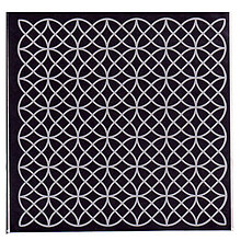 Pomôcky/Nástroje - DDBD - Keltský ornament (maska a geometrickým vzorom, 15x15cm) - 8122902_