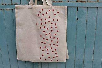 Nákupné tašky - bodkova II. - 8122631_
