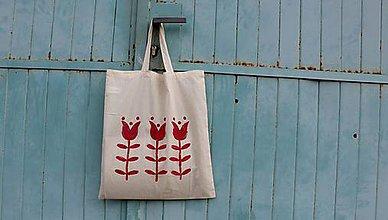 Nákupné tašky - ľudovka. I. - 8122645_