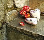Dekorácie - Ružička ruža II - 8122973_
