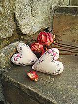 Dekorácie - Ružička ruža II - 8122977_