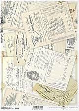 Papier - Ryžový papier ITD 1106 - 8123123_