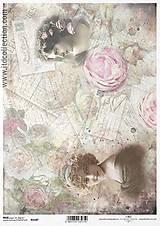 Papier - Ryžový papier ITD 1107 - 8123128_