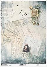 Papier - Ryžový papier ITD 1108 - 8123132_